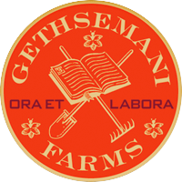 Gethsemani Farms - Logo